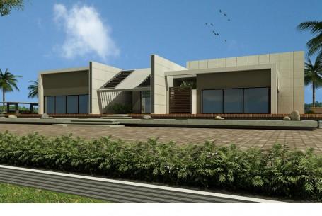 Residential villa 4