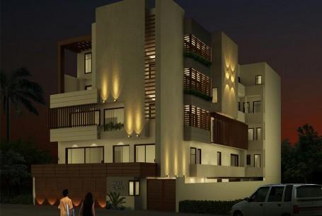 Residential villa 5